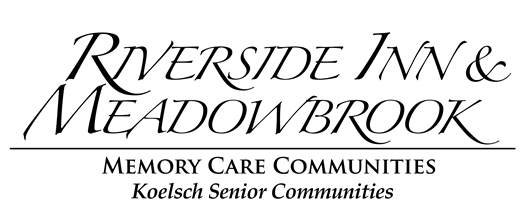 Riverside/Memory Care Combined Logo