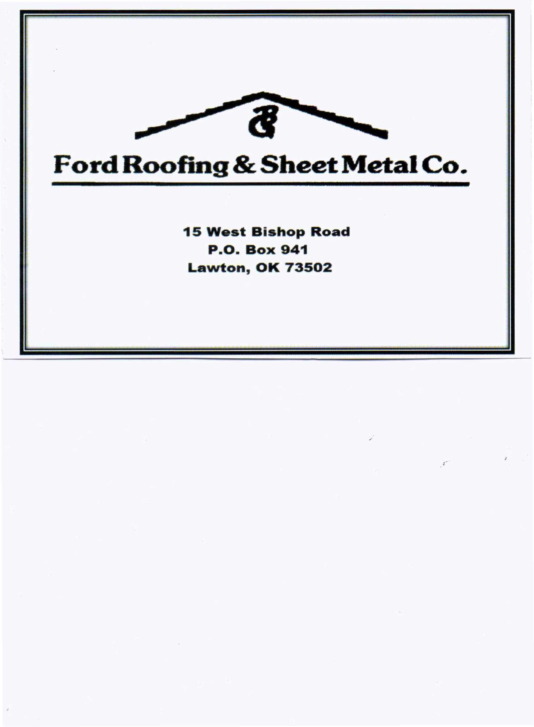 68. Ford Roofing