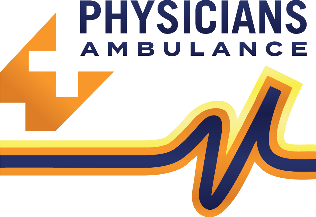 2d. Physicians Ambulance (Silver)