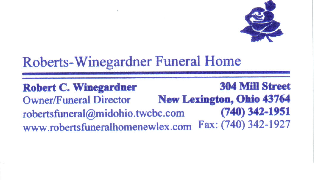 Roberts Winegardner Funeral Home