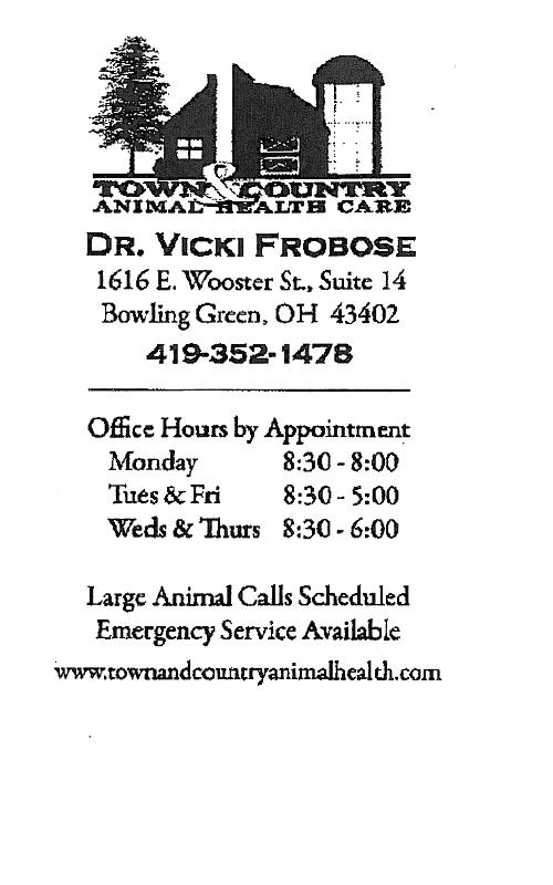 Town & Country Animal Health Care