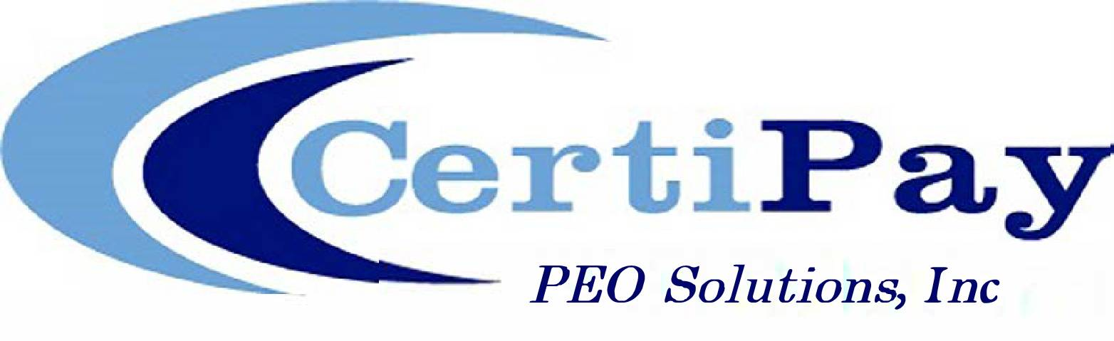 CertiPay PEO Solutions, Inc