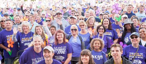 2017 Walk to End Alzheimer's - Cincinnati Tri-State