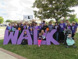 We are scootin' our boots to wipe out Alzheimer's