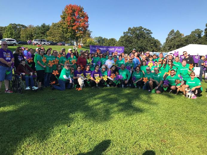2019 Walk to End Alzheimer's - Providence, RI: Team Citizens