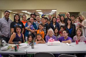 Wela's 101st birthday