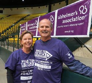 Even those with Alzheimer's can volunteer!