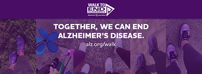 Together, we can end Alzheimer's disease