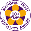 10+ Longevity Badge