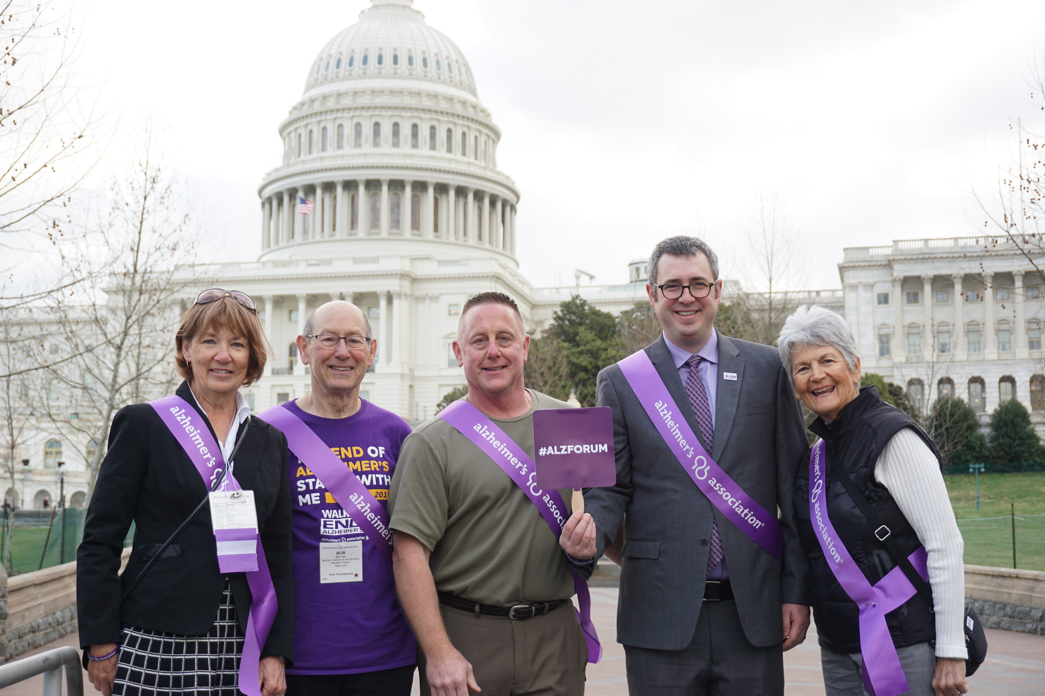 NV Team at Capitol Hill 2017