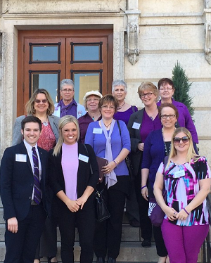 Alzheimer's Advocates at Memory Day 2016
