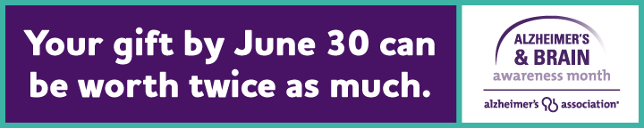 Your gift by June 30 can be worth twice as much.