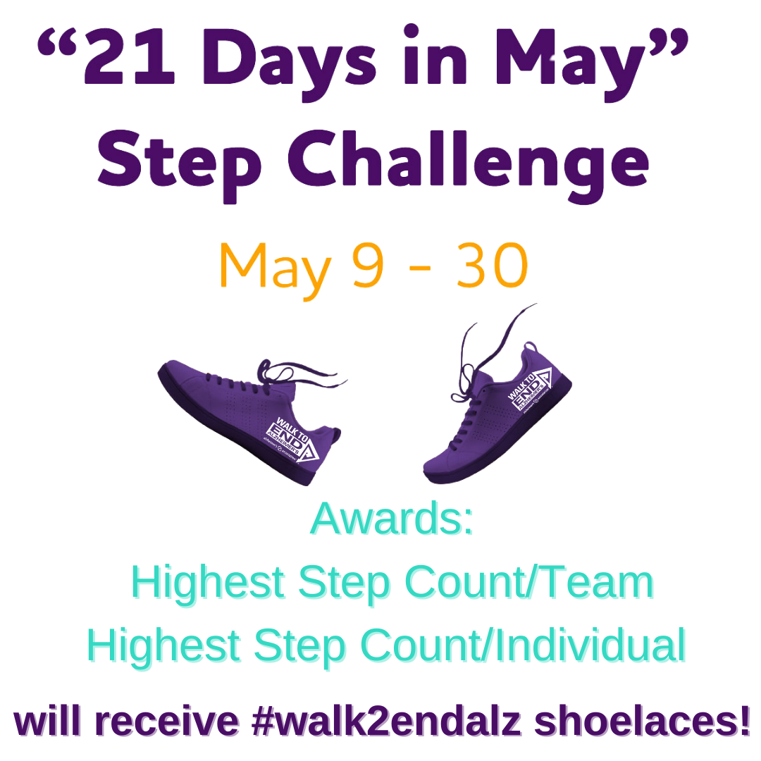 2021 Local Steps Challenge