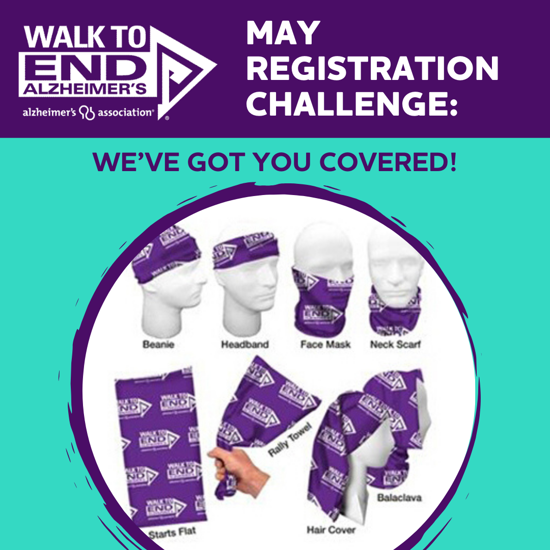 May Registration challenge FCbk