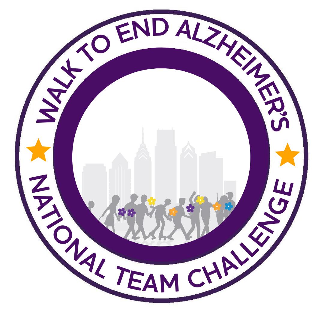 Walk to End Alzheimer's National Team Challenge