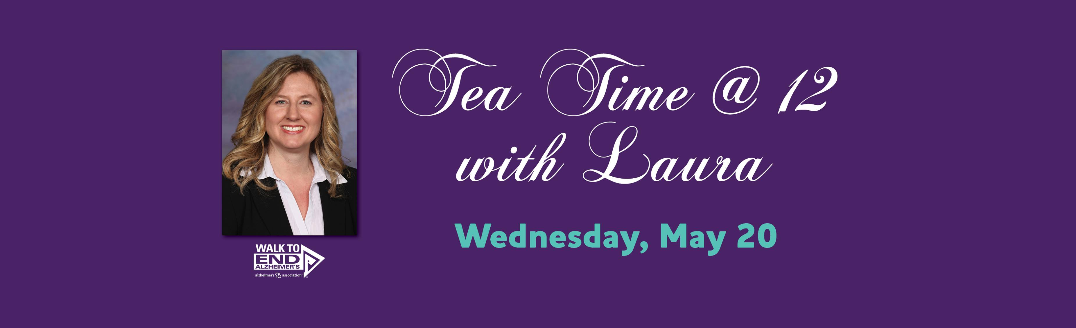 Tea Time with Laura 2020