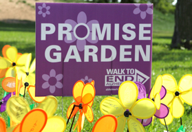 Thank You WALK Promise Garden