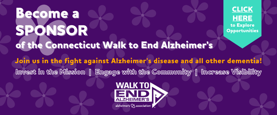 SPONSOR the Connecticut Walk to End Alzheimer's Banner (4).p