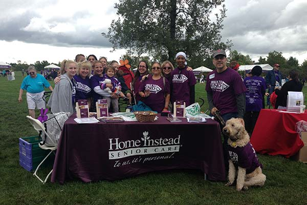 Home Instead Senior Care | Walk to End Alzheimer's