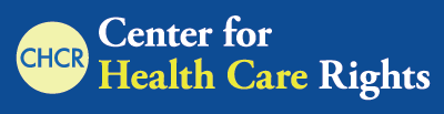 4. Center for Health Care Rights (Bronze)