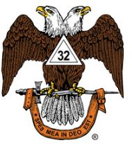 F Iowa Scottish Rite Masonic Foundation (Gold)