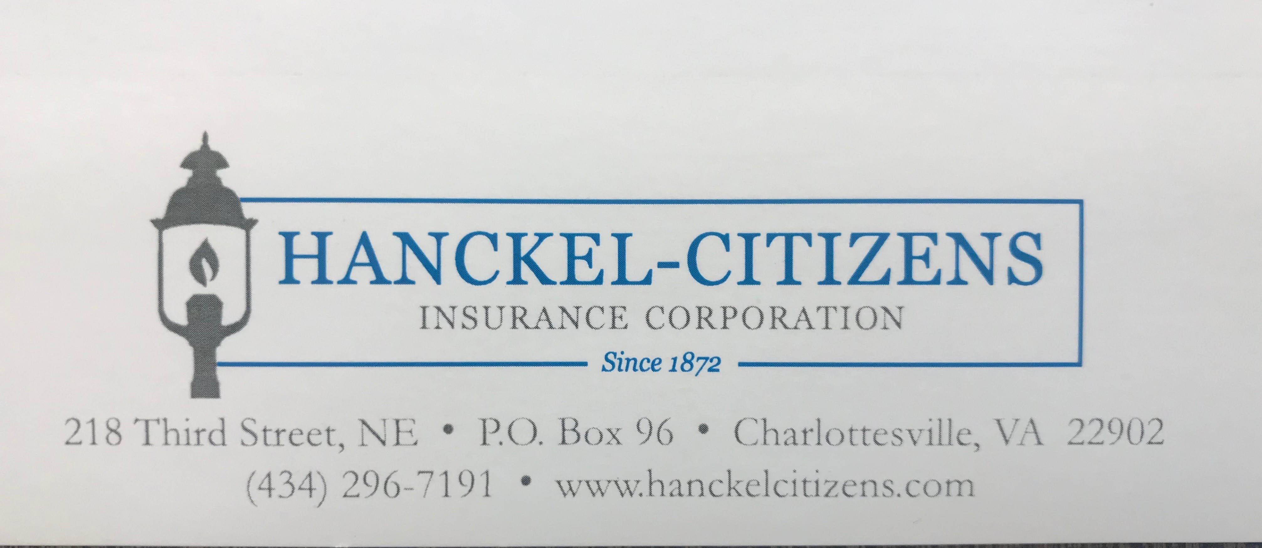 M. Hanckel-Citizens Insurance (Silver)