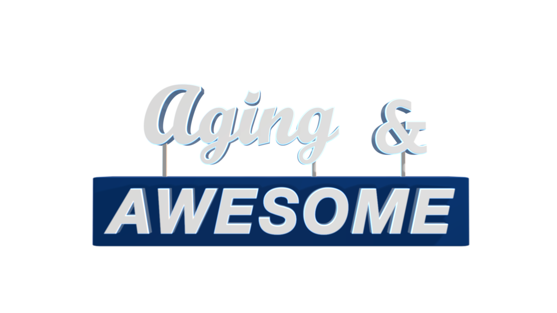 B. Aging & Awesome (Media Partner)