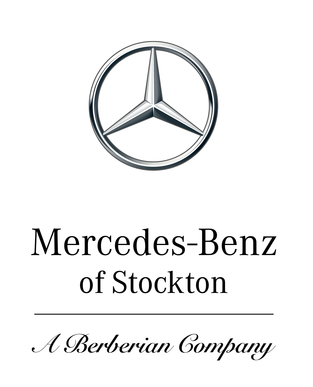 f.  Mercedes - Benz of Stockton (Silver