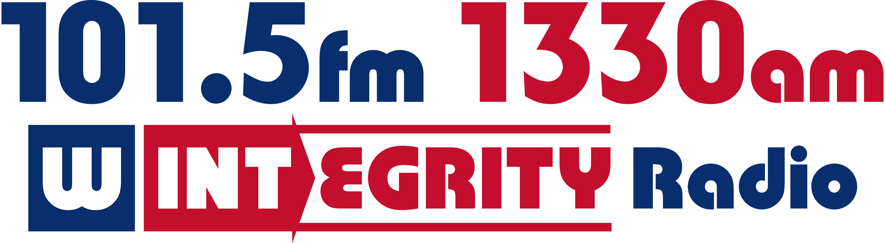 2a. WINT Integrity Radio 101.5FM / 1330AM (Mission)