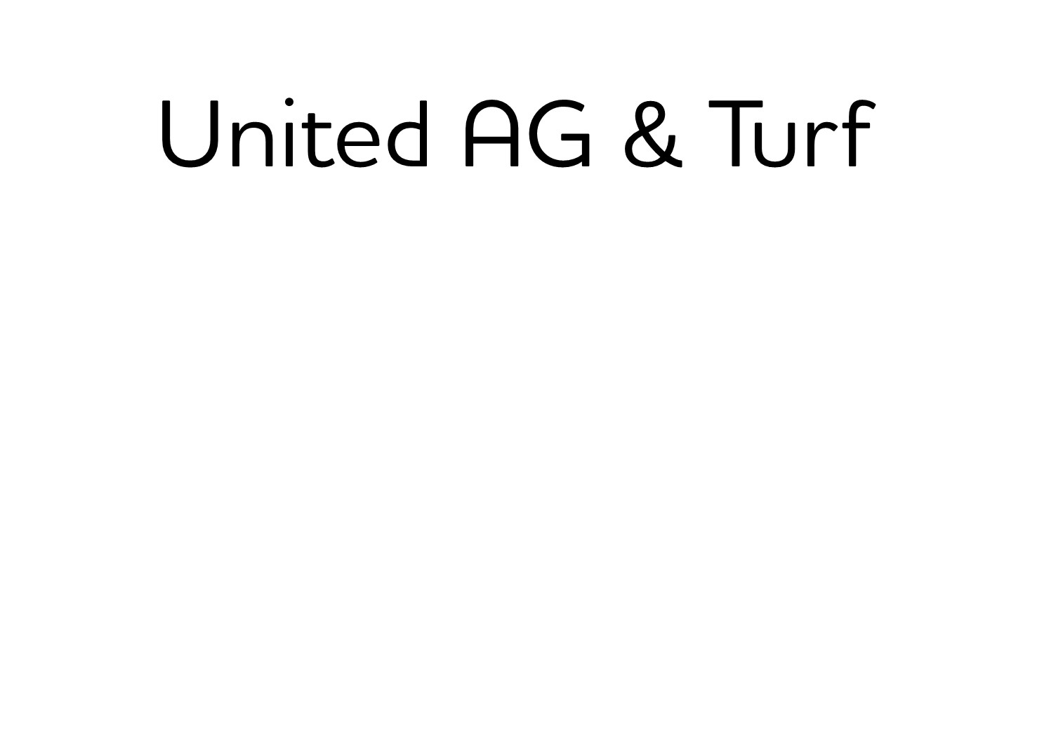 500. United AG & Turf (Bronze)