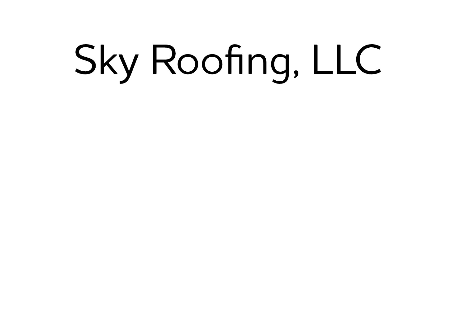 450. Sky Roofing (Silver)