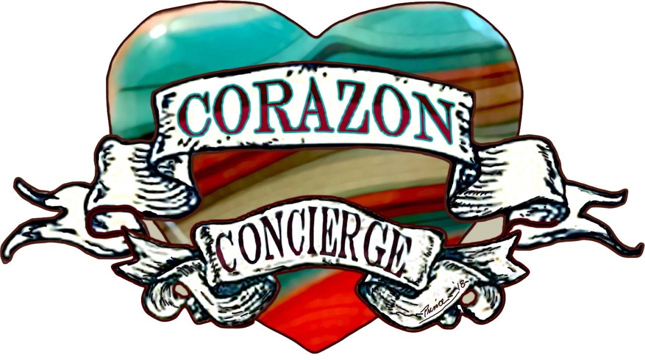 Corazon Concierge (Start & Finish)