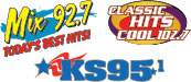 A2. Mix 92.7, Cool 102.7 and KS95.1 (Presenting)