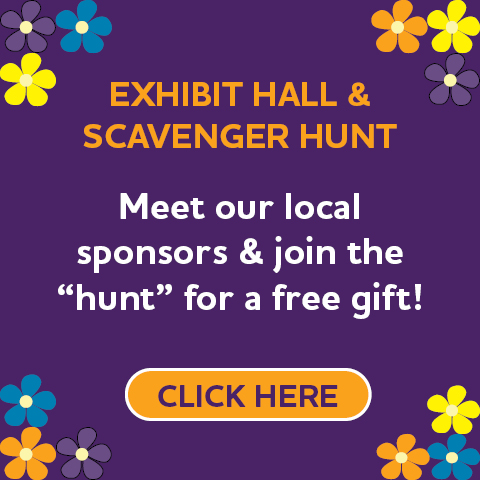 A. Exhibit Hall & Scavenger Hunt (Exhibit Hall and Scavenger Hunt)