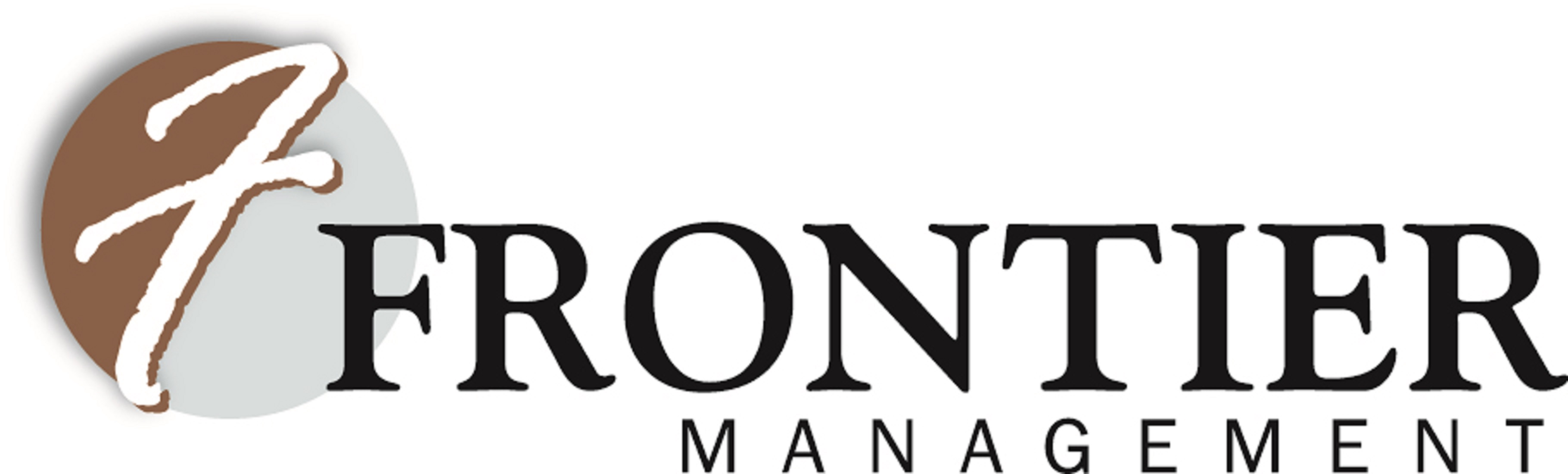 #1 Frontier Management Logo (Statewide Presenting )