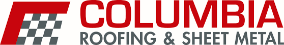 #5 Columbia Roofing and Sheet Metal Logo ( Gold )