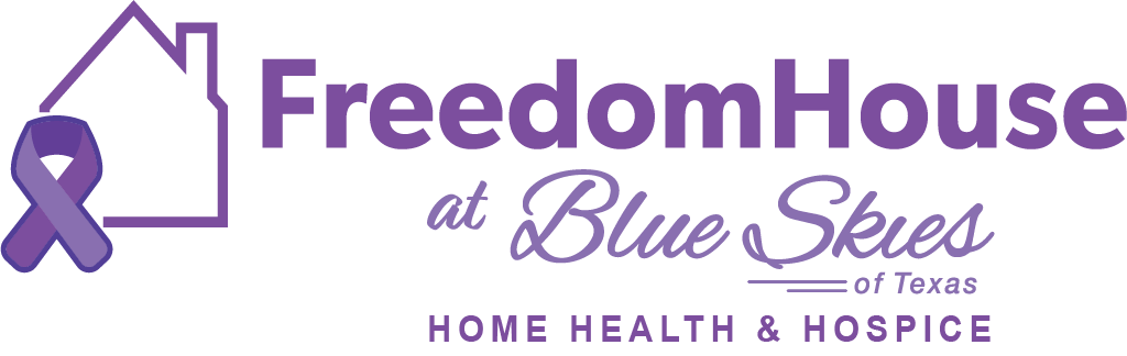 C. Freedom House at Blue Skies of Texas (Purple)