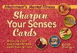 Click here for more information about Sharpen Your Senses Cards: Sensory Activities to Stimulate the Brain and and Enhance Memory