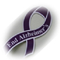 Click here for more information about Purple Ribbon Car Magnet
