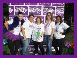 ON THE MOVE TO END ALZHEIMER'S