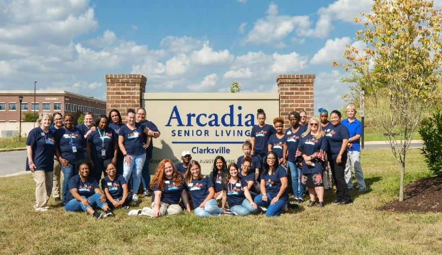 Arcadia Angels of Clarksville 2019