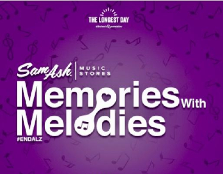 "Sam Ash Music ""Memories with Melodies"""